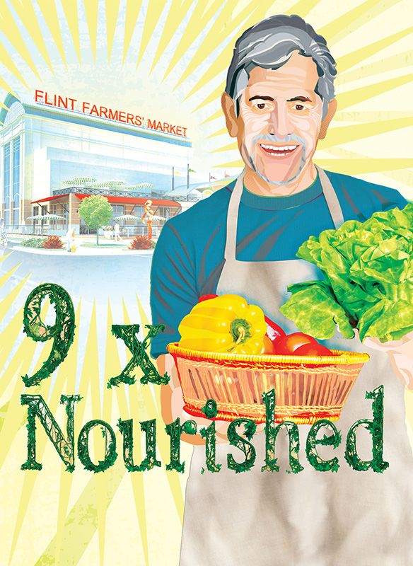 "FYT and UM-F Alliance Produces Yummy ""9 x Nourished"""