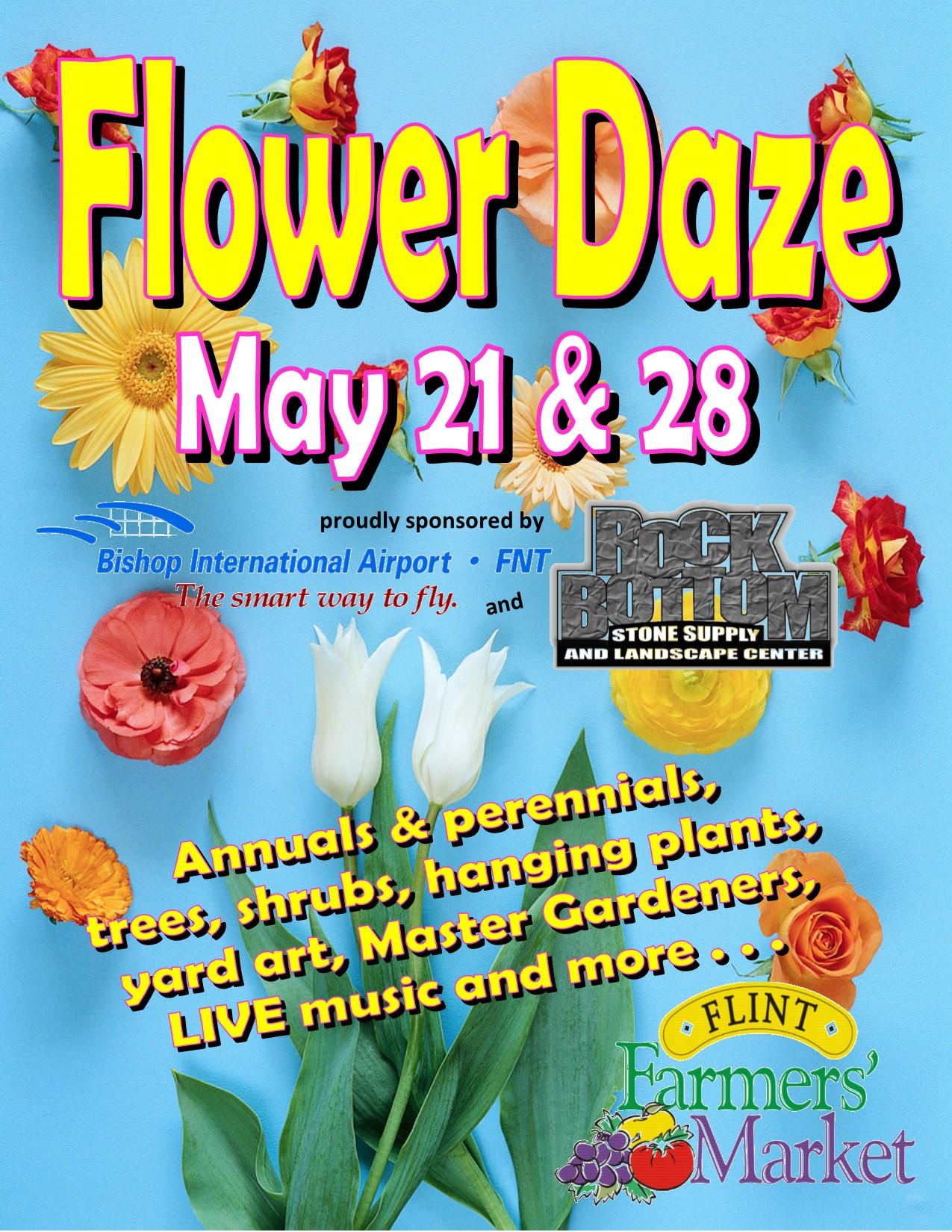 Flower Daze!