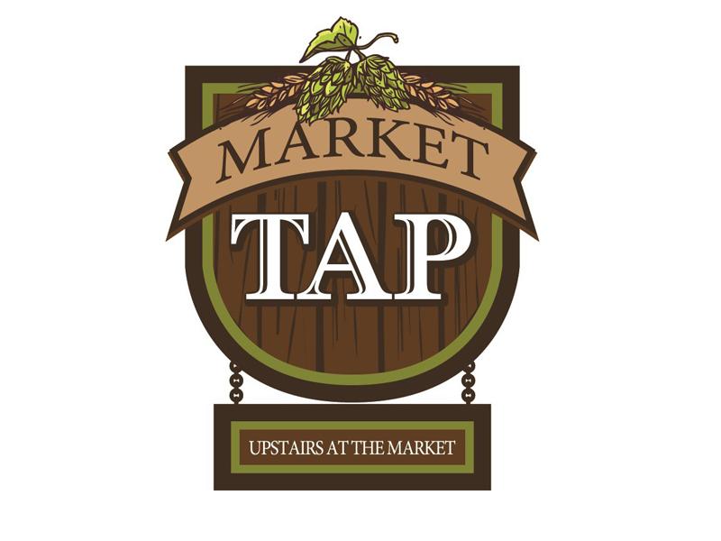 market tap logo
